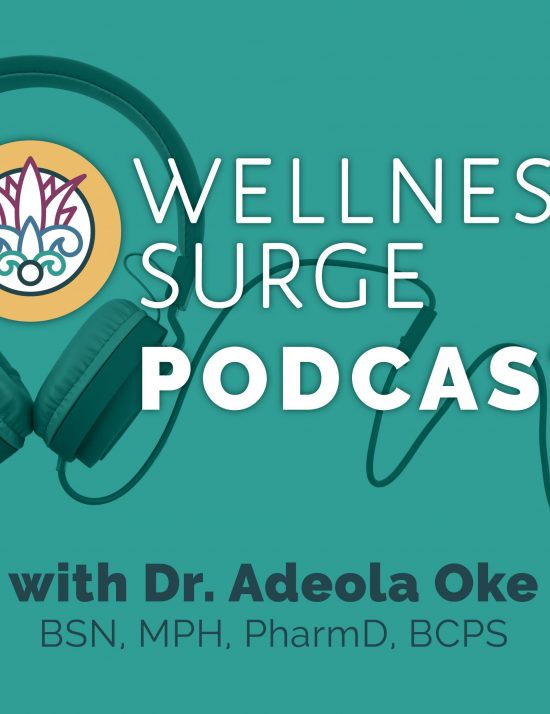 Wellness Surge Podcast Cover2